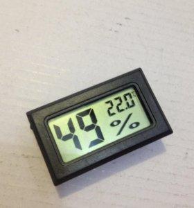 Гигрометр с температурой