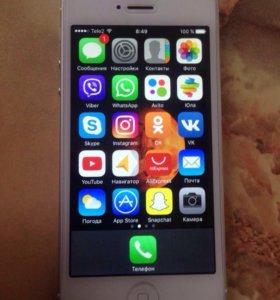 Айфон 5 оригинал на 16 GB