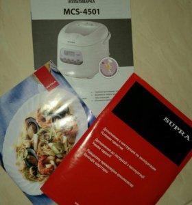 Мультиварка MCS-4501.Новая.