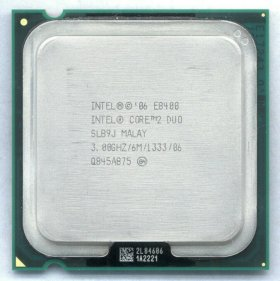 Core 2 Duo 3000 Mhz