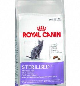 Сухой корм для кошек Рояль Канин 15кг