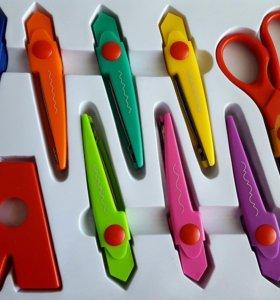 Ножницы со сменными насадками