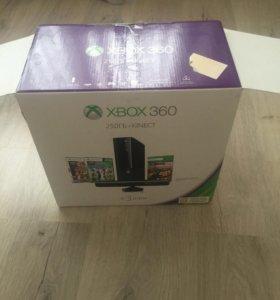 XBOX 360 Е 250гб. СРОЧНО