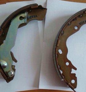 Колодки для задних тормозных борабанов Хендай