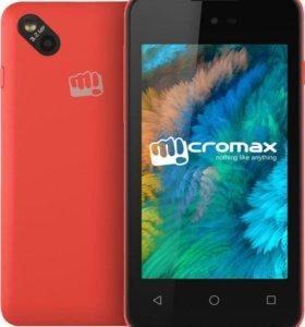 Телефон микромакс D303