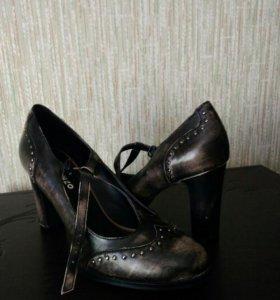 Туфли новые без упаковки