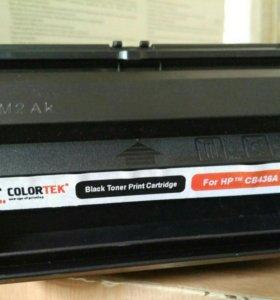 Картридж на принтер hp