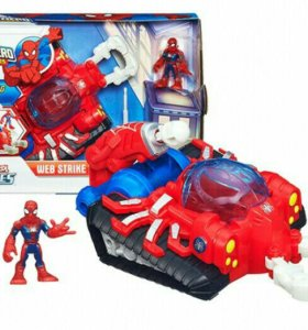 Фигурка и Танк-Человека Паука