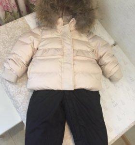 Детский зимний костюм 80р