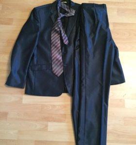 Мужской костюм на рост 190