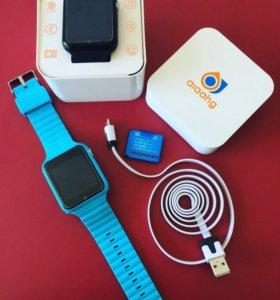 Новые умные часы с GPS-трекером и SIM