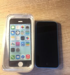 IPhone 5c 16Gb (blue)