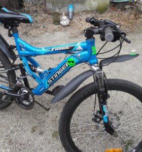 Велосипед Stinger versus