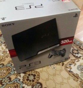 PlayStation 3. Шитая