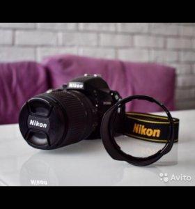 Никон (Nikon) D5100 объектив 18-140mm