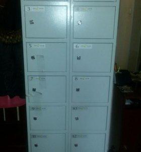 Маталлический шкаф