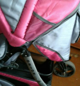 Детская коляска,зима-лето