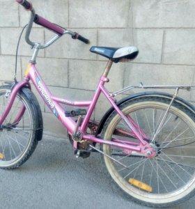 Велосипед детский для дачи
