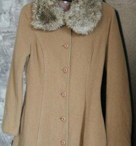 Пальто Woolmark