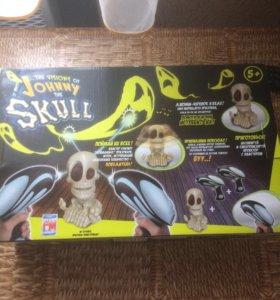 Игра johnny the skull с двумя балстерами