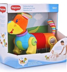 Игрушка собака 🐶 Tiny Love