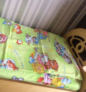 Детская кроватка новая 140 на 60