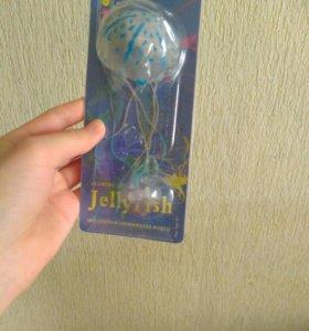 Декоративная медуза