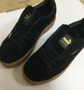 Новые кроссовки Puma fenty