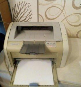 Принтер HP Laser Jet1020