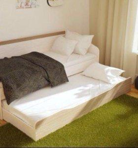 Кровать детская двуспальная