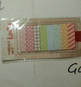 Стикеры ( закладки )