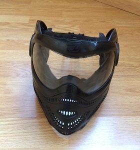 Шлем для пейнтбола
