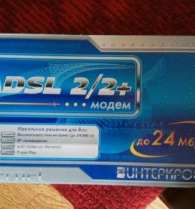 ADSL модем Интеркросс