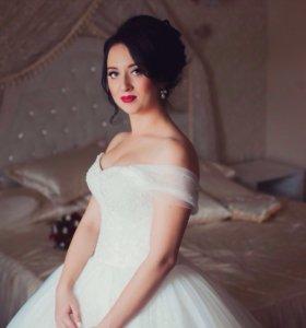 Свадебное платье(Золушка)