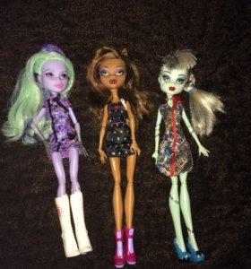 Куклы MonsterHigh