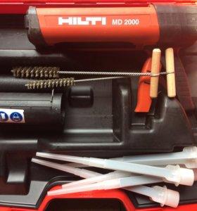 Ручной дозатор Hilti MD 2000-полный комплект