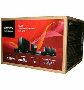 Домашний кинотеатр Sony DAV TZ 140