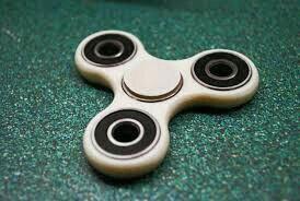 Игрушка антистресс fidget spinner