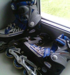 Скейт, коньки, ролики