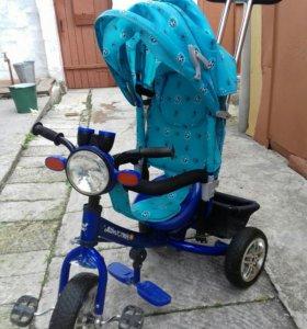 Детский велосипед (AZIMUT TRIKE)