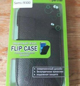 Чехол на Flip-case Samsung i9300-Galaxy S3