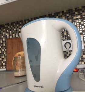 Чайник maxwell 2200w