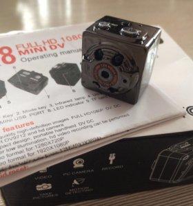 Мини камера FULL HD 1920x1080