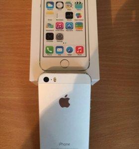 Продам айфон 5 s,16 gb