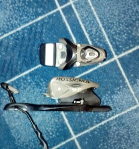 Горнолыжные ботинки и крепления ROSSIGNOL (СРОЧНО)