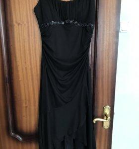 Платье чёрное вечерние
