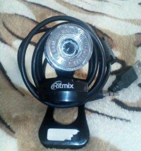 Вебкамера USB2.0 and mini jac