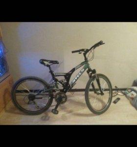 Велосипед 21 скорость обмен на Айфон 5s