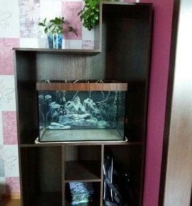 Тумбочка под телевизор/аквариум