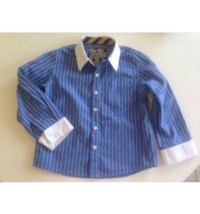 Рубашка на 4-5 лет